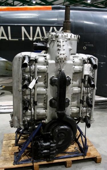 Fairey P24 Monarch FAA side