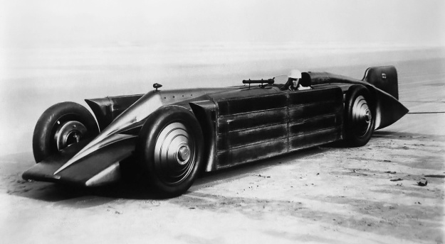 Irving-Napier Golden Arrow Segrave Daytona