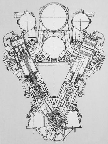 MAN V12Z 32-44 section