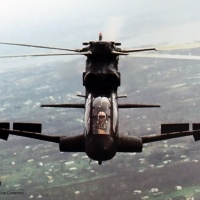 Sikorsky S-67 Blackhawk Attack Helicopter