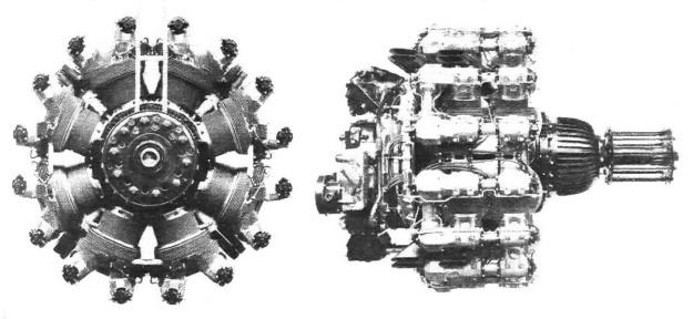 Bristol Hydra 16-cylinder