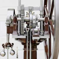 Otto-Langen Atmospheric Engine
