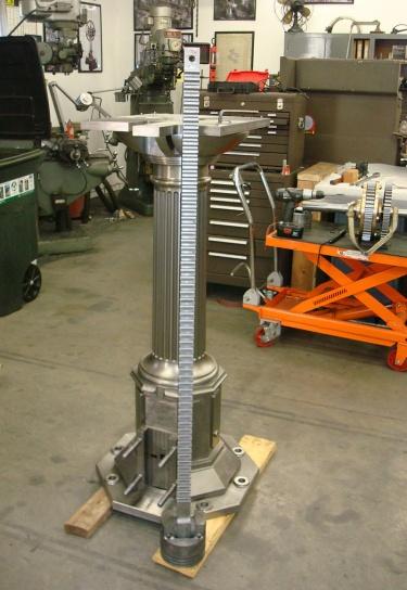 Otto-Langen repro piston rack