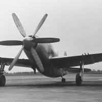 Republic XP-72 Super Thunderbolt / Ultrabolt Fighter