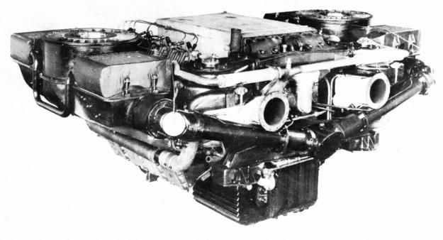 SGP Sla 16 X-16 fans rear