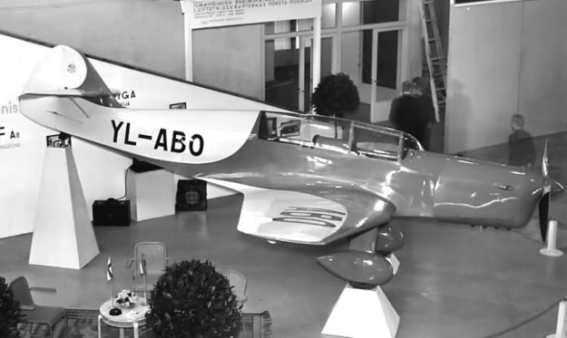 VEF I-12 International Expo 1938