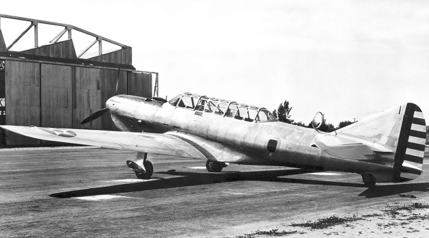 Lycoming O-1230 Vultee XA-19A