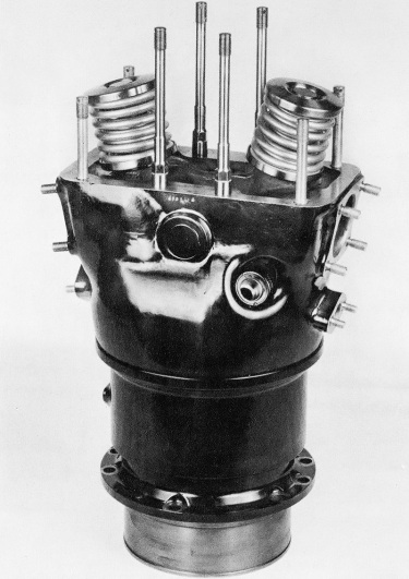 Lycoming-O-1230-Hyper-Cylinder