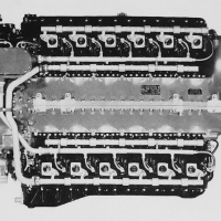 Lycoming XH-2470 24-Cylinder Aircraft Engine