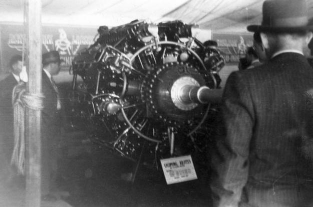 Lycoming XR-7755 AAF Fair Oct 1945