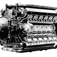 Daimler-Benz DB 604 X-24 Aircraft Engine