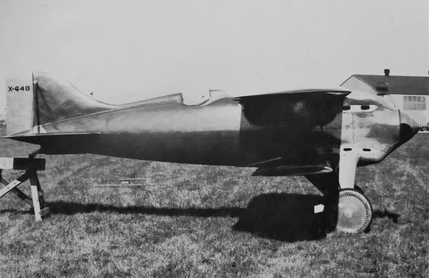 Kirkham-Williams Racer landplane