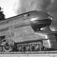 Pennsylvania Railroad 6-4-4-6 S1 Locomotive