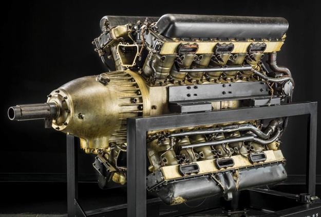 Packard X-2775 NASM