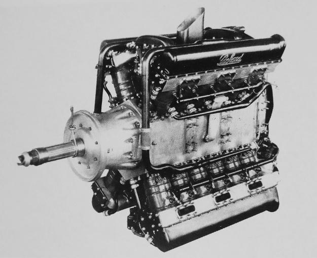 Packard X-2775 front