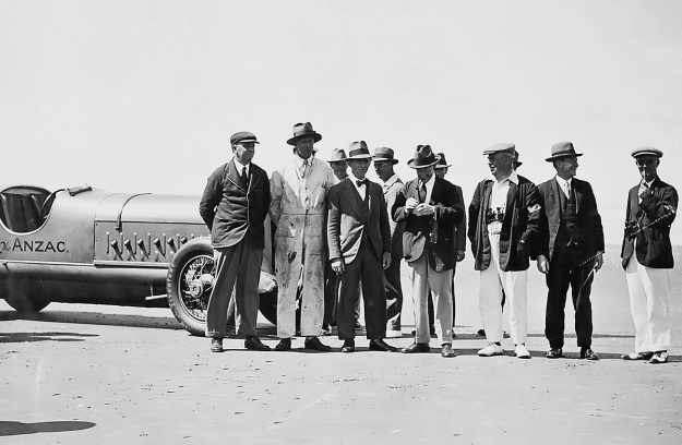 Smith Harkness Anzac beach group