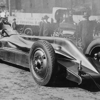 Fred H. Stewart Enterprise (Smith-Harkness) LSR Car