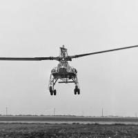Hughes (Kellett) XH-17 Heavy-Lift Helicopter