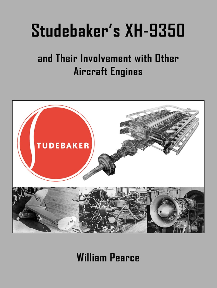 Studebakers Xh 9350 And Their Involvement With Other Aircraft Studebaker Engine Diagrams Engines Old Machine Press