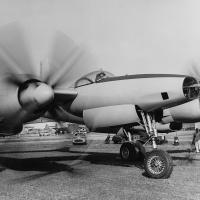 Hughes XF-11 Photo-Reconnaissance Aircraft