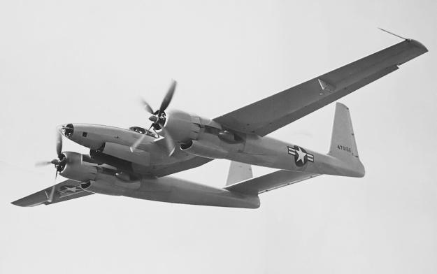 Hughes XF-11 no2 1948
