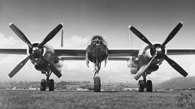 Hughes XF-11 no2 front