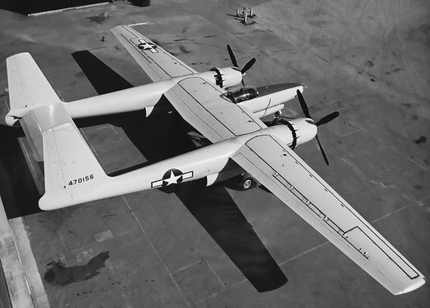 Hughes XF-11 no2 top rear