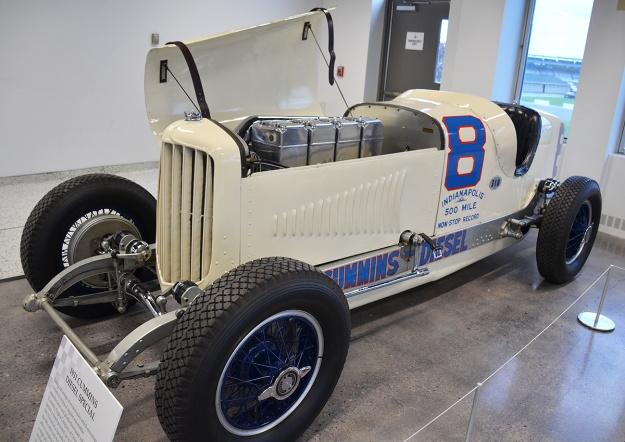 cummins 1931 8 display