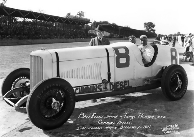 cummins 1931 8 indy