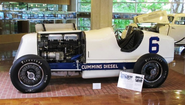 cummins 1934 6 display