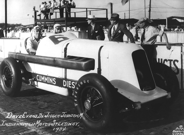 cummins 1934 6 indy