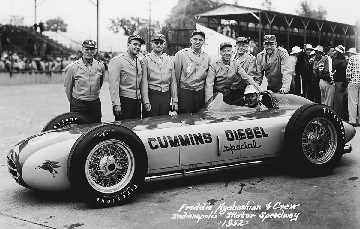 Cummins Diesel Indy 500 Racers | Old Machine Press
