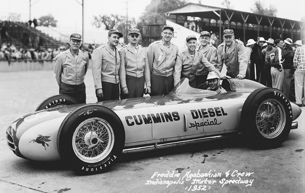 cummins 1952 28 indy
