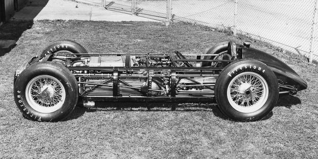 cummins 1952 28 no body