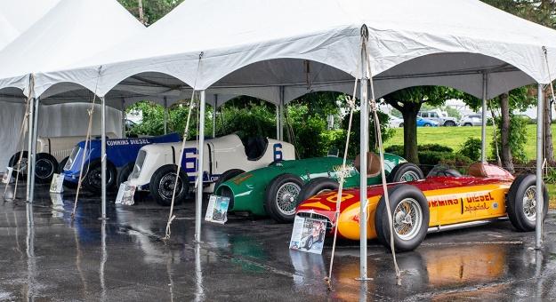 Cummins Diesel Indy Cars 2019