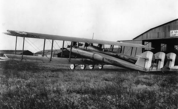 LWF H Owl rear 1923