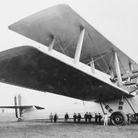 Caproni Ca.90 Heavy Bomber