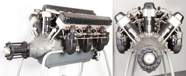 Motore Isotta Fraschini Asso 750
