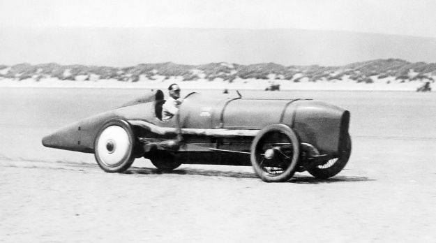 Sunbeam 350HP Blue Bird Pendine 1925