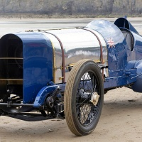 Blue Bird LSR Car Part 1: 350HP Sunbeam (1923-1925)