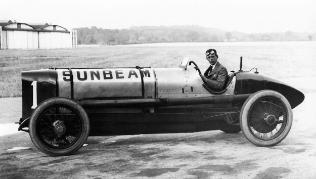 Sunbeam 350HP Guinness
