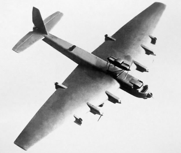 Tupolev TB-6 6M-44 top