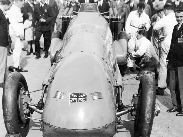 Napier-Campbell Blue Bird 1928 Daytona