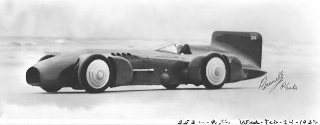 Campbell-Napier-Railton Blue Bird Daytona 1932