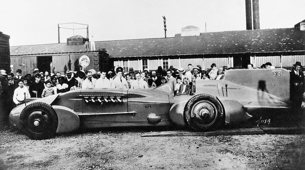 Campbell-Railton-R-R 1933 Daytona