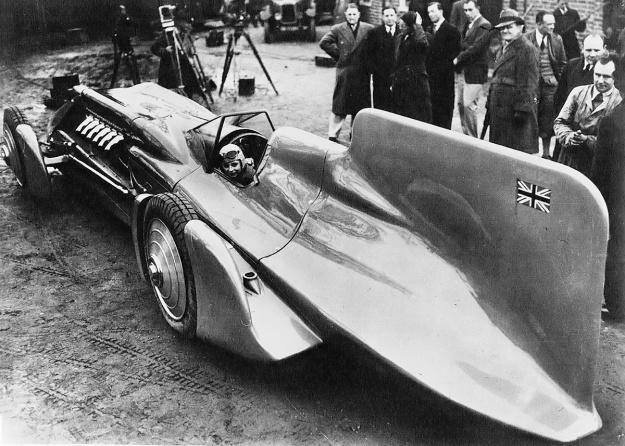 Campbell-Railton-R-R 1933 Donald