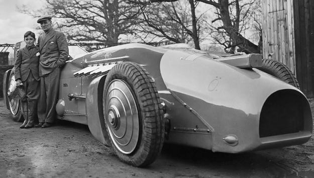 Campbell-Railton-R-R 1933 Malcolm Donald