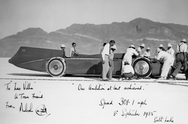Campbell-Railton-R-R 1935 Bonneville