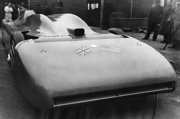 Campbell-Railton-R-R 1935 debut front