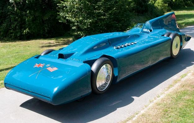 Campbell-Railton-R-R 2013 National Motor Museum
